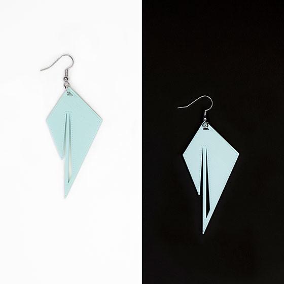 "Earrings (""Eros"")"