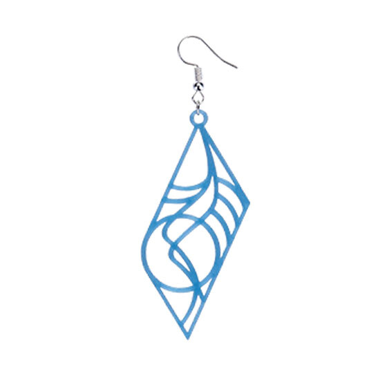 "Earrings (""Hermes"")"