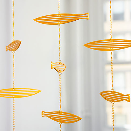 Hanging Mobile – Fish