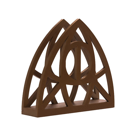 "Napkin Holder (""Chapel"")"
